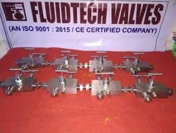 Double Block Bleed Valves, For Industrial, Fully Automatic