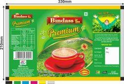 3 Layer Tea Pouch