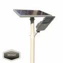 12w DC Solar Street Light