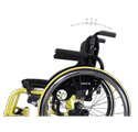 Ergo Live Premium Series Manual Wheelchair