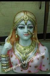 Handmade Rajasthani Bani Thani Statue