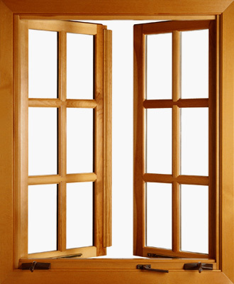 Wooden Window Frames at Rs 400 /square feet | लकड़ी की ...