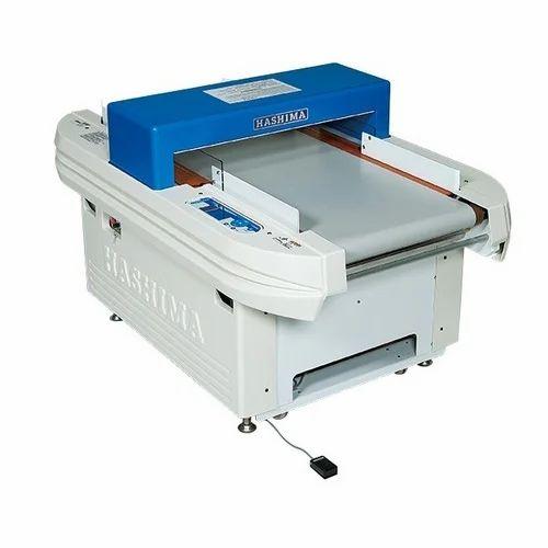 Hashima Needle Detector Conveyor at Rs 968225/piece | Needle Detector Machines | ID: 15271498512