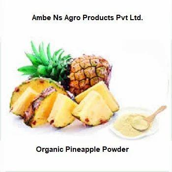 Organic Pineapple Powder (Ananas Comosus) at Rs 1125/kg