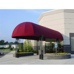 Fixed Plain Outdoor Awnings