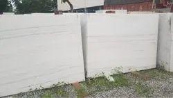 White Makrana Chak Dungri Marble, Thickness: 15-20 Mm