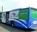 Bus Panel Advertising & Bus Branding Services in Pune