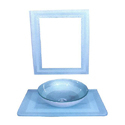 Crystal Vanity Set