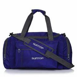 15d15be3e37c Nylon polyester Black   Neon Green Suntop Alive Duffel Bag (Black ...