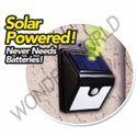 Wireless Sensor Ever Brite LED Solar Power Light