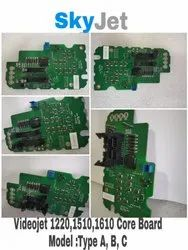 SkyJet - Videojet 1220/1510/1610 Core Board Model: Type - A,B,C