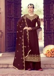 Pr Fashion Launched Heavy Designer Straight Suit
