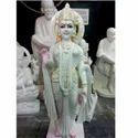 White Marble Radhe Statue