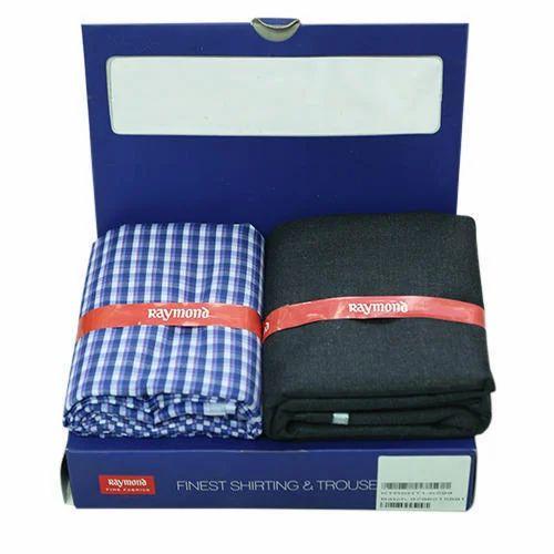 7e8b1357c Printed Raymond Pant Shirt Gift Pack