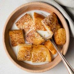 Roasted Milk Toast