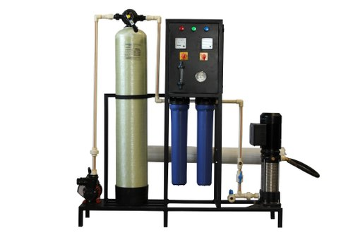 100 LPH RO UV TDS Water Treatment Plant