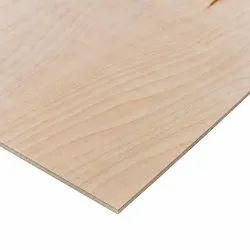 Sveza Beige, Cream Birch Plywood, For Furniture, Size: 8 Ft X 4 Ft