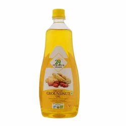 Organic Groundnut Oil, मूंगफली का ऑर्गेनिक