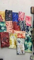 shibori saree
