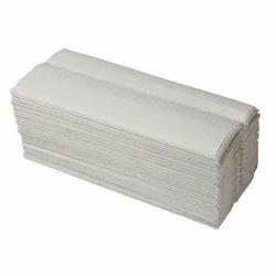 Plain Virgin White Tissue C Fold Tissue Paper, Packaging Type: Box