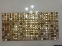 Gold Kitchen Wall Tiles