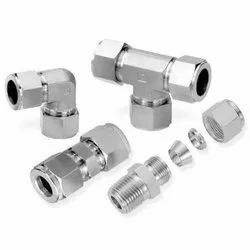 SS Instruments Tube Fittings
