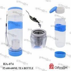 Tea Infuser Glass Bottle