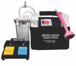 MVDS 02 Digital Vacuum Extractor