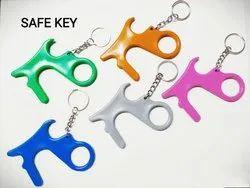 Covid Safe Key Chain