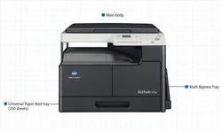 Compact Digital Multi Functional Printer Bizub- 165e
