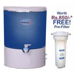 Blue And White Domestic RO Water Purifier