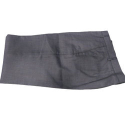 Mens Cotton Formal Plain Pants, Size: 28 - 38