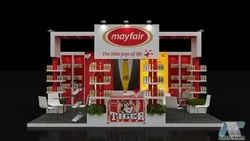 Stall Exhibition Design and Fabrication All India We Deal in All India Fabrication and Design