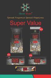 Super Value - Agarbatti- 35 Gms Pouch ( 5 In 1)