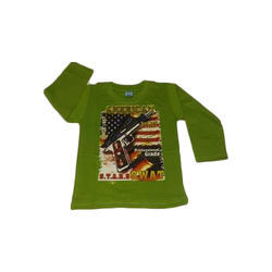 Kids Cotton T Shirt, 12-16 Years