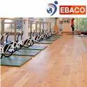 Wooden Gym Flooring