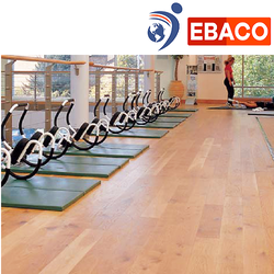 Wooden Gym Flooring, Available Services: Installation, Educational Institute