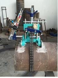 Chain Type Pipe Beveling Machine