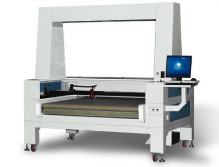 Jingneng XL1610-AT-SCCD Laser Cutting System for Digital Printing