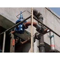 Water Piping Work