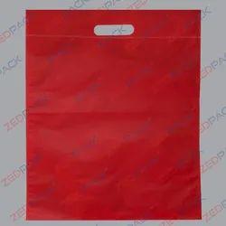 Laminated Non Woven D Cut Bag