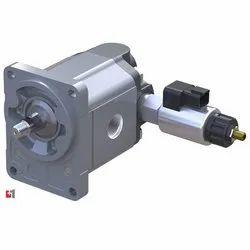 Aluminum Hydraulic Fan Drive Motor
