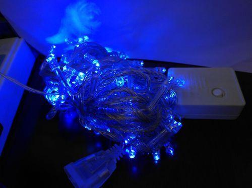 Rice Bulbs RGB LED Strip Light 10M