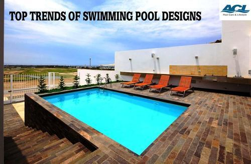 Captivating Swimming Pool Design