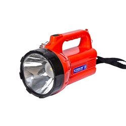 Starline Plastic Alpha Rechargeable LED Torch, Battery Type: Lithium Ion