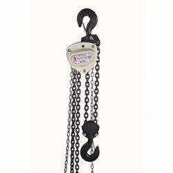 Kepro Hand Operated Chain Pulley Block