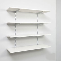 Fine Touch Industrial Wall Mounted Shelf