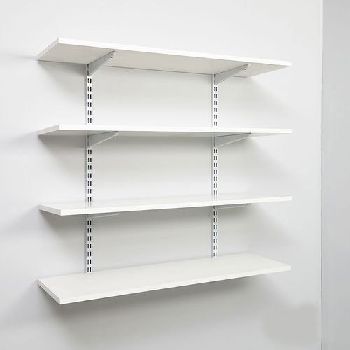 on sale 9575a e0ad5 Industrial Wall Mounted Shelf