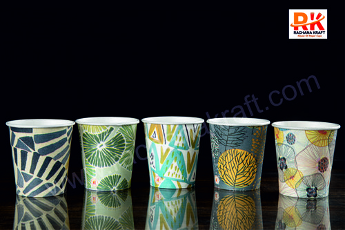 210 ml Disposable Coffee Cup