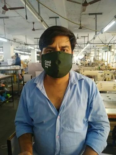 3 layer reusable mask corporate